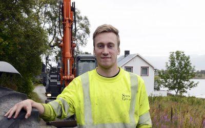 Håkon byttet hofta – tilbake på jobb