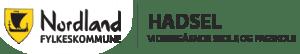 Hadsel VGS logo